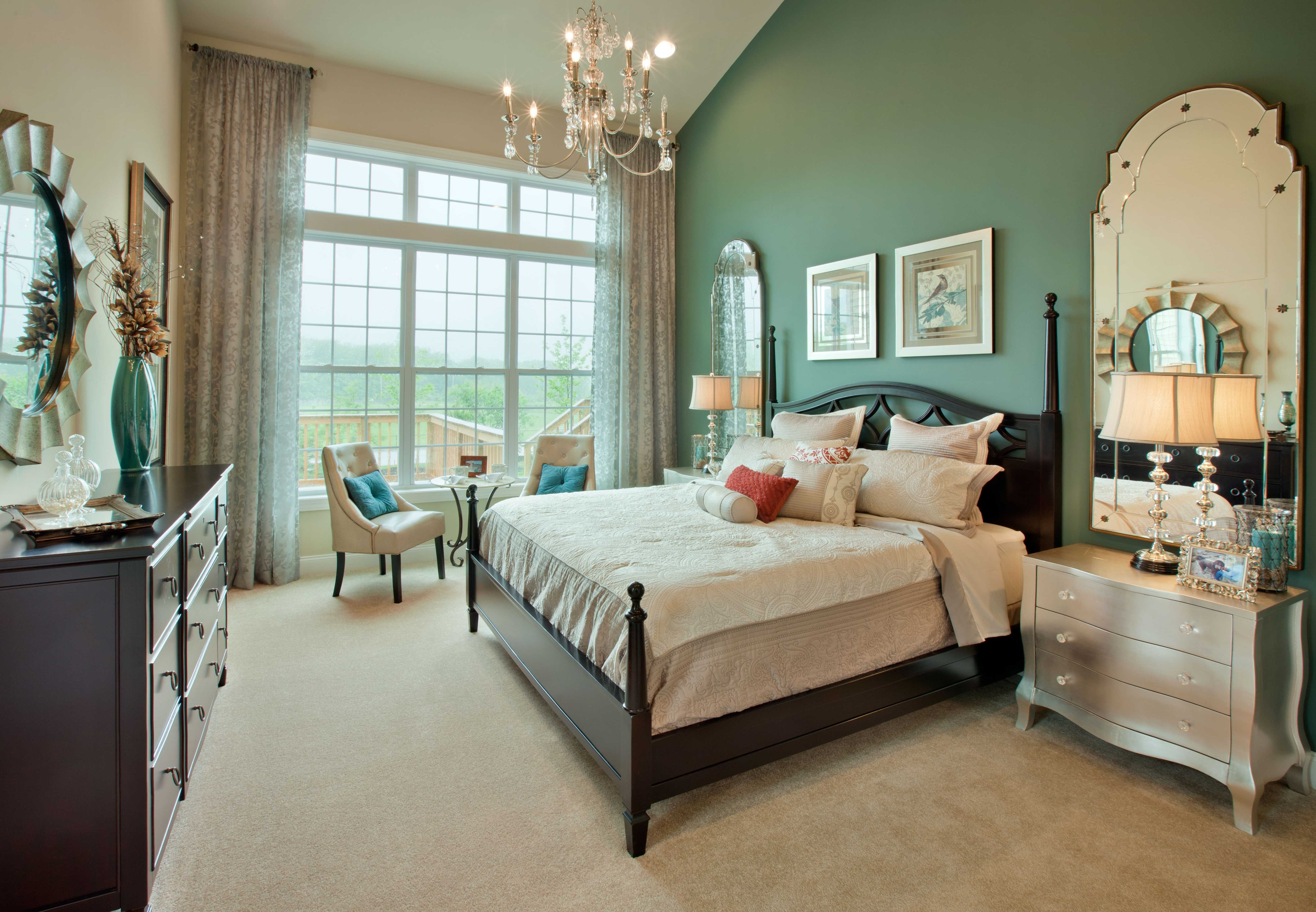 Relaxing Master Bedroom Decorating Ideas Also Awesome ...