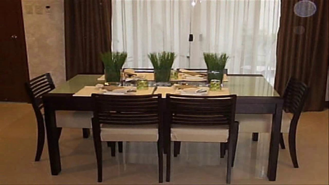 Simple Dining Room Decor Ideas Table Modern Freshsdg